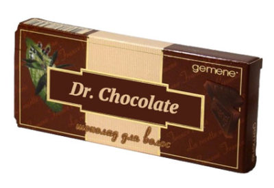 Шоколад Doctor Chocolate для волос