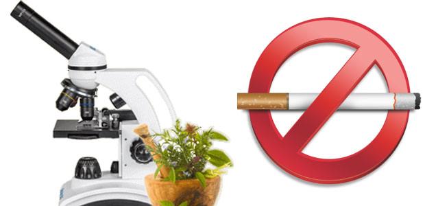 Состав капель от курения Табамекс
